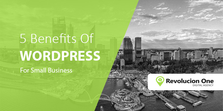 Benefits of WordPress For Small Business Image