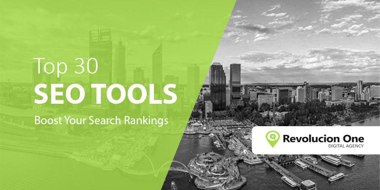 Top 30 SEO Tools
